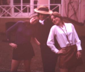 Fiona, Gus, Kate